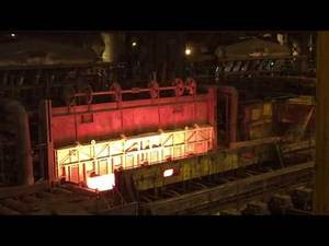 """""""Furnaces so hot ..."""": Heart of Steel"""