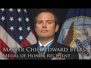 Master Chief Edward C. Byers, Jr.