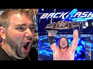 WWE BACKLASH REACTIONS! FULL SHOW RESULTS AND REVIEW 9/11/2016