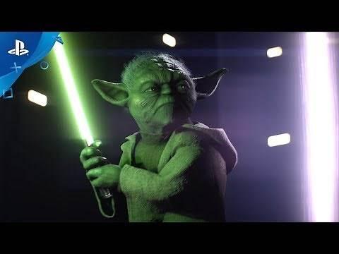 Star Wars Battlefront 2 - PS4 Gameplay Trailer | E3 2017