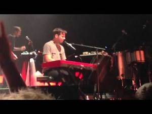 """""""Houdini"""" - Foster The People @ STAGE AE (9/8/2014)"""