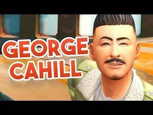 GEORGE CAHILL // The Sims 4: Townie Makeover