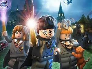 Let's Play LEGO Hanky Potter #38 - Hogwarts at Night