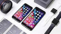 iPhone 8 vs iPhone 8 Plus - COMPARED!