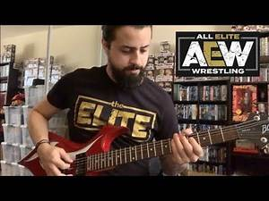 "Cody Rhodes ""Kingdom"" AEW theme guitar cover"