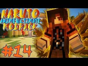 TAILED BEAST CLOAK AT LAST! || Naruto Anime Ultimate Modpack Episode 14 (Minecraft Naruto Anime Mod)