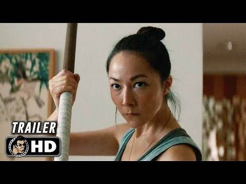 WARIGAMI Official Trailer (HD) CW Seed Martial Arts Series