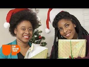 The Real Story of Kwanzaa with Jessica Williams and Phoebe Robinson!