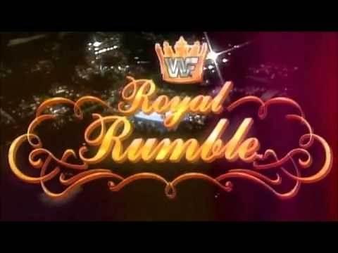 WWE Royal Rumble 2016 Match Card