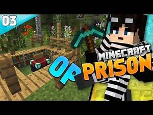 Minecraft OP Prison | Ep 3 | Vote Luck Rank Ups! (OP Prison Server)