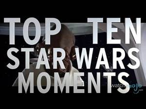 Top 10 Star Wars Moments (Quickie)