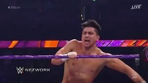 WWE - WWE 205 Live: Neville vs. TJ Perkins