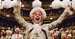 Amadeus 1984 - Tom Hulce, F. Murray Abraham