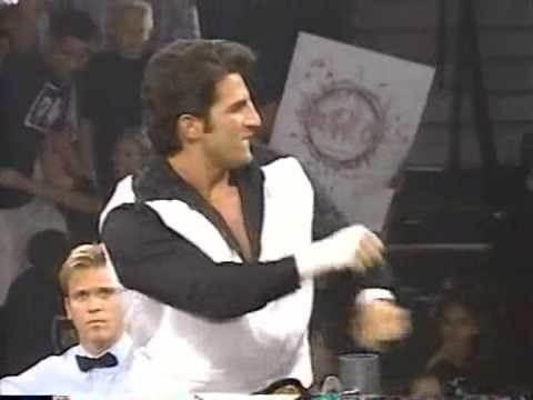 WCW Nitro: October 27th 1997: Goldberg vs. Disco Inferno