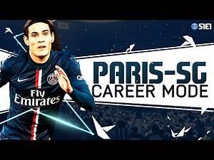 FIFA 16 PSG CAREER MODE - S1E1 - HERE COMES THE MONEY!