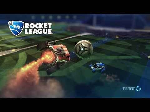 Rocket League Tutorial #2 (How to play 2 players on the same console)
