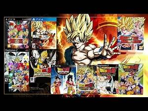 Top Ten Dragon Ball Z Games 2015: Playstation And Xbox Series