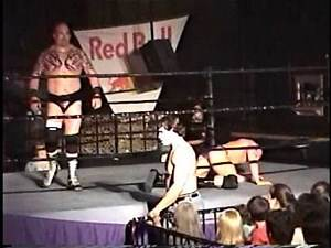 Lord Tensai in 2006 (Impact Zone Wrestling)