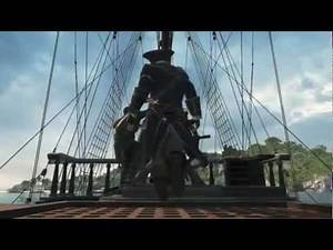 Assassin's Creed 3 Naval trailer w/ PotC theme