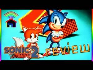 Sonic The Hedgehog 2 review - ColourShed (PILOT)