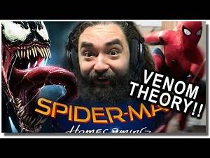 🕷 SPIDER-MAN: HOMECOMING TRAILER Reaction and Review (VENOM THEORY) 🕷