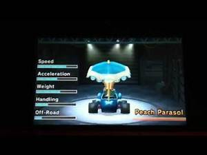 Mario Kart 7 Character/Kart Customization