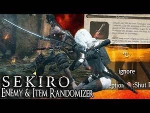 SEKIRO: Poorly Translated Enemy & Item Randomizer Funny Moments 8