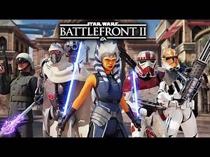 Fans are taking Star Wars Battlefront 2 into their own hands!