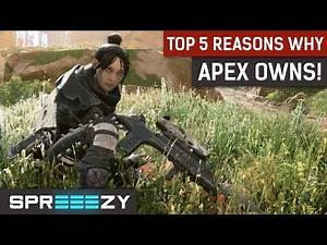 Top 5 Reasons Why Apex Legends Revolutionized Battle Royale Genre