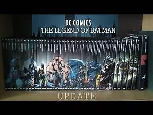 Legend of Batman Graphic Novel Collection Update 20/06/2019