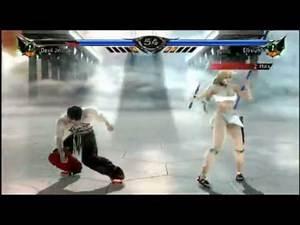Soulcalibur 5 - Devil Jin VS. Elysium