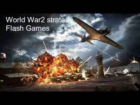Top World War 2 strategy games online (in browser)