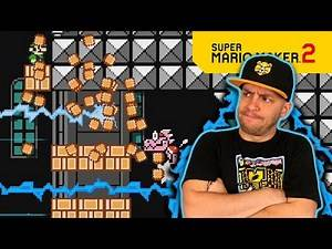 I love all of the ways people are using Mechakoopas! | Super Mario Maker 2 Hard Levels