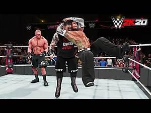 WWE 2K20 Top 10 Stolen Finisher Beatdowns! Part 6