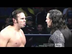 Matt Hardy vs Jeff Hardy 2016 ⚡🔥