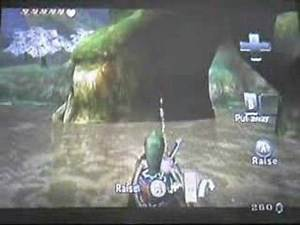 Me and My Wii Games (Fishing in Zelda)
