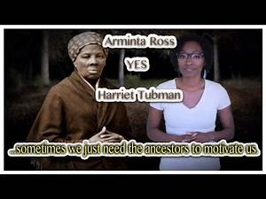 Arminta Ross....Let the ancestors MOTIVATE YOU!!