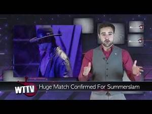 Huge Match Confirmed For Summerslam! GFW UK Tour Announced - WTTV News