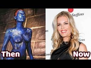 X -Men ( 2000 ) Cast Then And Now ★ 2019