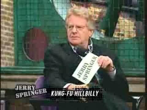 Kung Fu Hillbilly(jerry Springer)