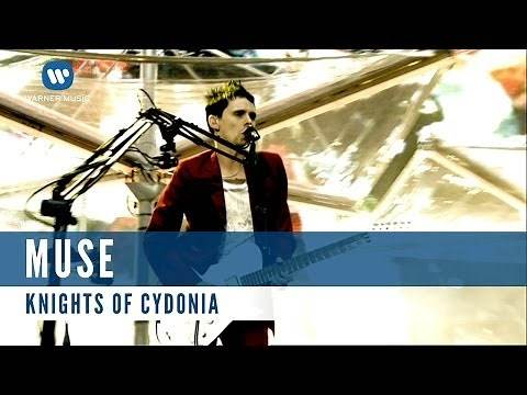 Muse - Knights Of Cydonia (Official Music Video)