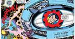 KIRBY on comics: Featuring rare Jack Kirby art and insight from Jeremy Kirby.