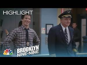 Brooklyn Nine-Nine - Jake's Father Introduces Himself to the Team (Episode Highlight)