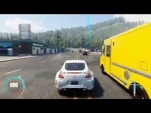 HOW BIG IS THE MAP in The Crew? Drive Across the Map Fast