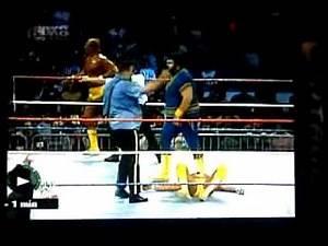 WWE epic fail