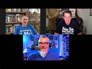 Blue Meanie joins Stories with Brisco and Bradshaw.