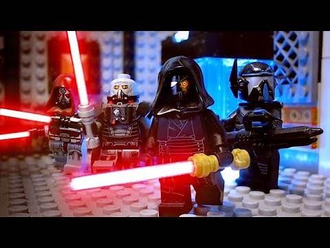 LEGO Star Wars - Legend of the Sith Lord