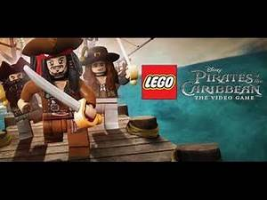 ▶ LEGO Pirates of the Caribbean Full Movie All Cutscenes The Video Game 720p