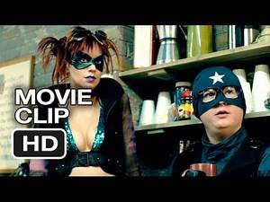 Kick Ass 2 Movie CLIP - Battle Guy (2013) - Chloë Moretz Movie HD