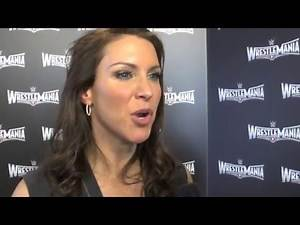 Stephanie McMahon Interview: On WWE WrestleMania, Dream matches, Vince McMahon backstage,